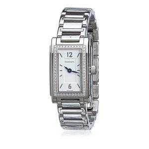 Tiffany&Co Orologio argento Acciaio pregiato