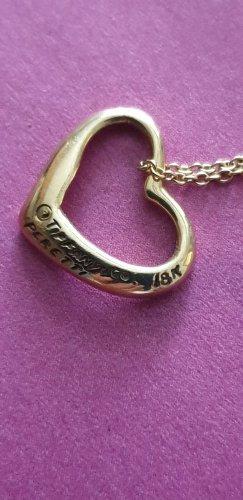 Tiffany&Co Chaîne en or doré