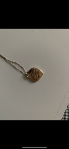 Tiffany&Co Collier or rose