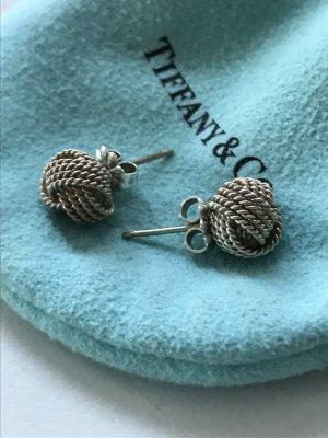 Tiffany&Co Zarcillo multicolor plata verdadero