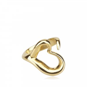Tiffany Open Heart Ring