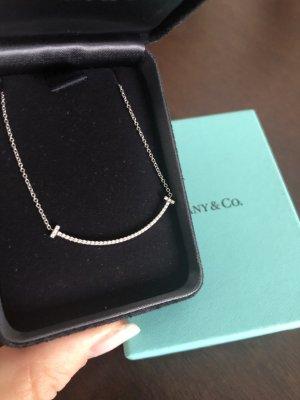 Tiffany&Co Cadena de oro color plata