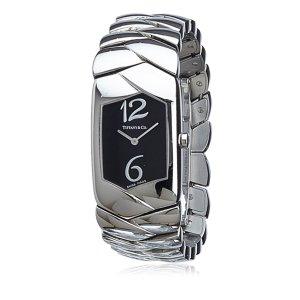 Tiffany&Co Horloge zilver Edelstaal