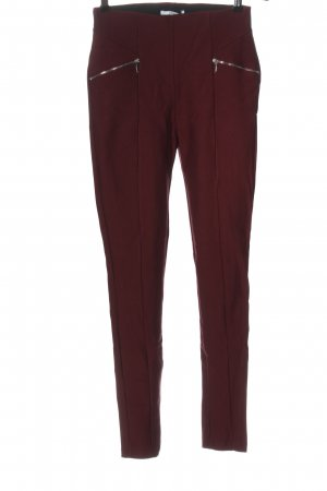 Tiffosi Stretch Trousers red casual look