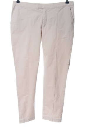 Tiger Spodnie khaki w kolorze białej wełny W stylu casual