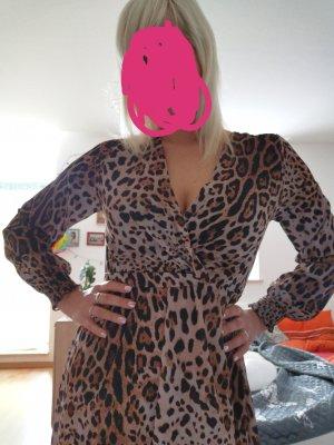 Tiger Kleid