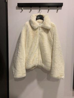 Tiger Mist Hunter Winterjacke Plüschjacke Faux Fur Coat