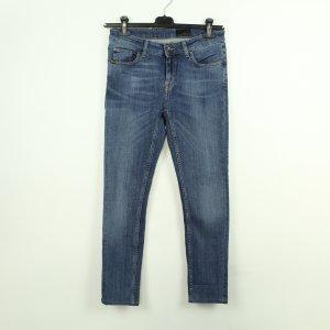 Tiger of sweden Jeans skinny blu acciaio Cotone