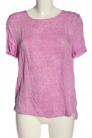 Tiger of sweden Kurzarm-Bluse pink Casual-Look