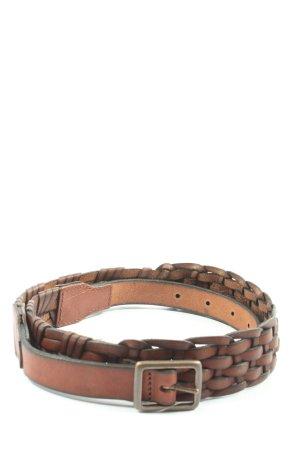 Tiger of sweden Leather Belt brown elegant