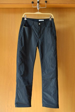 Tiger of sweden Pantalon en jersey noir polyester