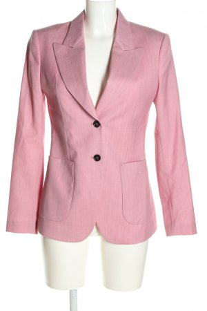 Tiger of sweden Woll-Blazer pink Business-Look