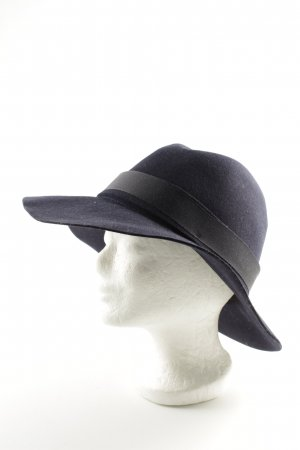 Tiger of sweden Woolen Hat blue-black elegant
