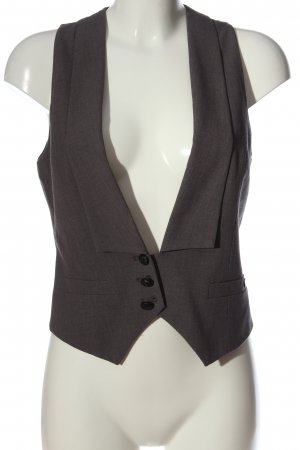 Tigerhill Waistcoat light grey business style