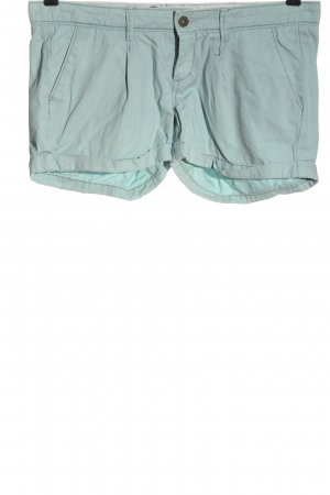 Tigerhill Hot Pants turquoise casual look