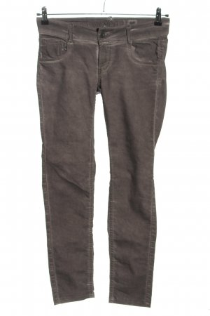 Tigerhill Low Rise Jeans brown casual look