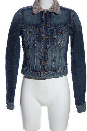 Tigerhill Denim Jacket blue casual look