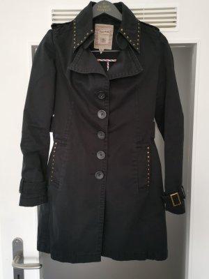 Tigerhill Trench Coat black