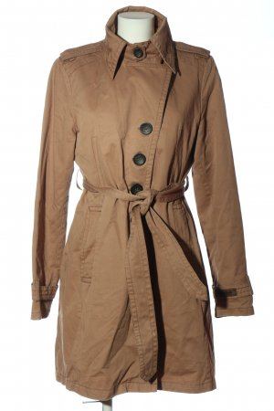 Tigerhill Trench Coat brown casual look