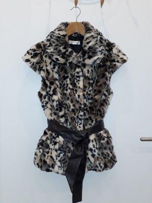 Orsay Fur vest multicolored polyacrylic