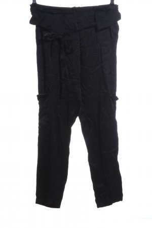 Tigha Baggy Pants schwarz Casual-Look