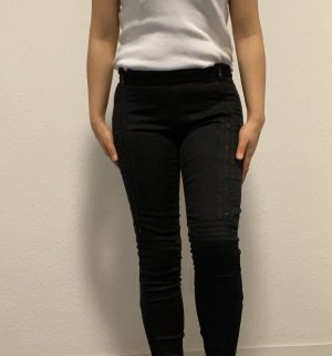 Tigha Biker Jeans black