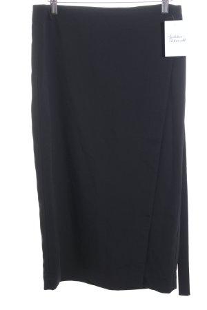 Tigha Bleistiftrock schwarz Elegant