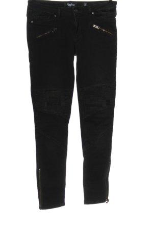 Tigha Jeans slim fit nero stile casual