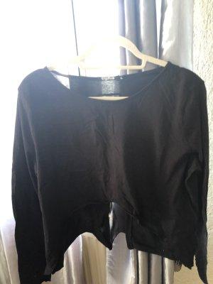 Tigha Haut basique noir