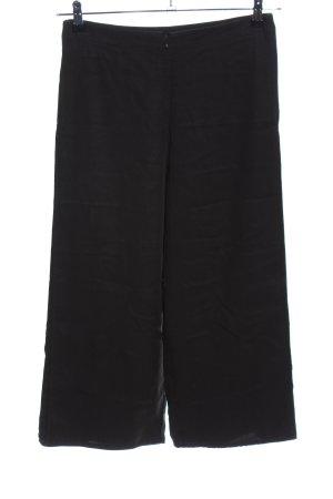 Tigha Pantalone culotte nero stile casual