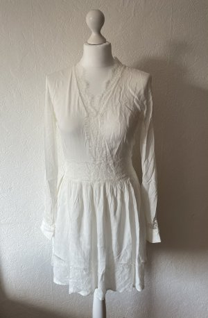 Tigha Summer Dress white