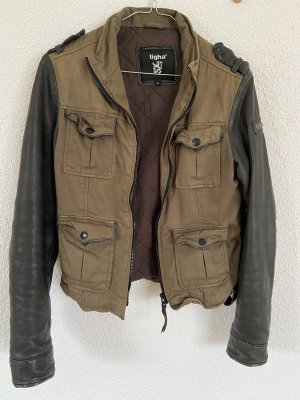 Tigha Military Jacket khaki