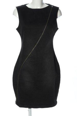 Tigha Denim Dress black casual look