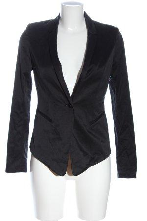 Tigha Klassischer Blazer black casual look