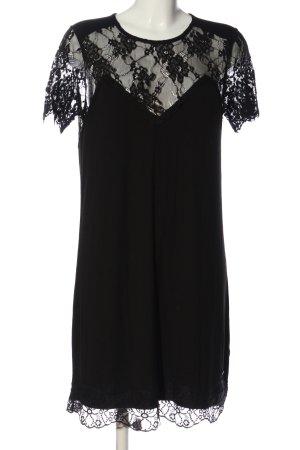 Tigha Shortsleeve Dress black elegant