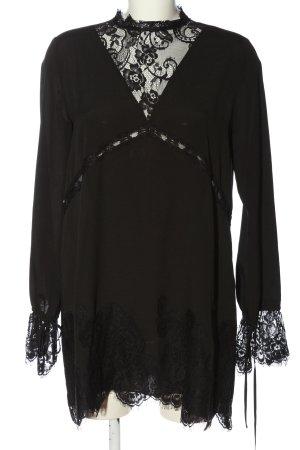 Tigha Longsleeve Dress black elegant