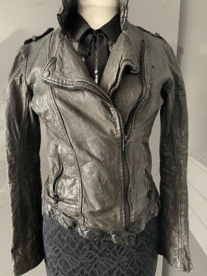 Tigha Biker Jacket anthracite