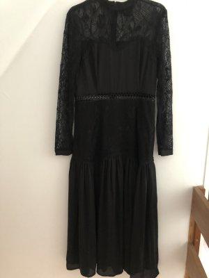 Tigha Maxi Dress black polyester
