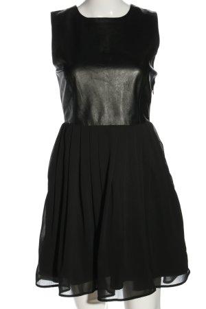 Tigha Minikleid schwarz Casual-Look