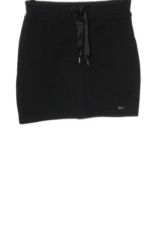 Tigha Minigonna nero stile casual