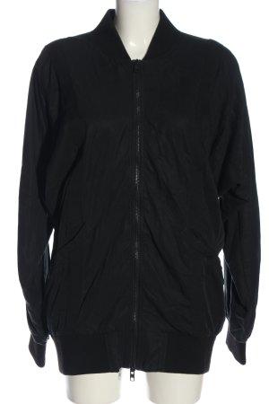 Tigha Oversized Jacket black casual look