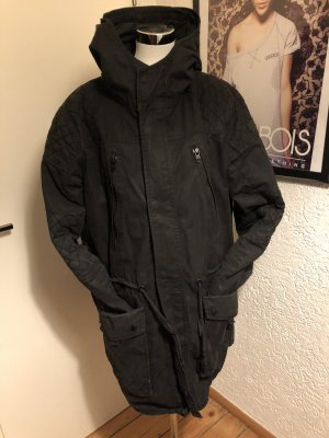 Tigha * Parka * Winter * schwarz * Gr XXL