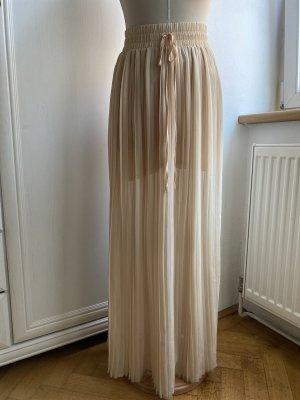 Tigha Plisowana spódnica różany