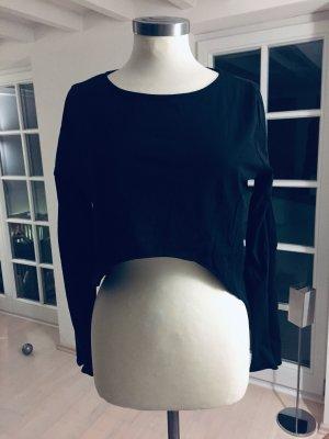 Tigha Shirt mit Reißverschluss am Rücken