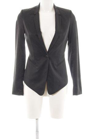 Tigha Blazer de esmoquin negro estilo «business»