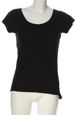 Tigha T-Shirt schwarz Casual-Look