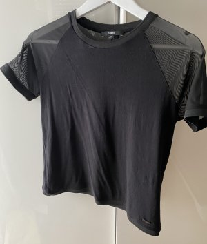 Tigha Mesh Shirt black