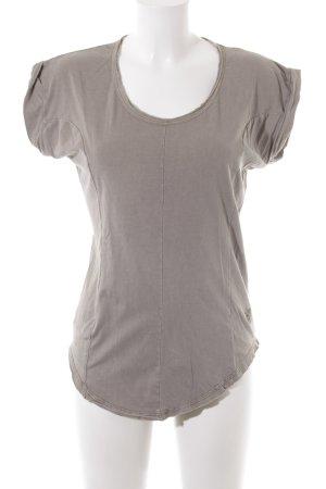Tigha T-Shirt Monogram-Muster Casual-Look