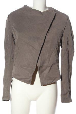 Tigha Between-Seasons Jacket light grey casual look