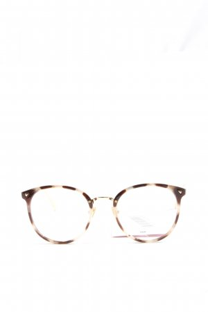 tijn eyewear Glasses cream-brown